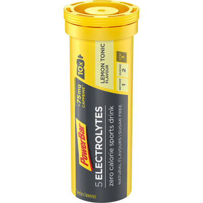 PowerBar 5 Elektrolytov 10 tabliet citrón/tonic