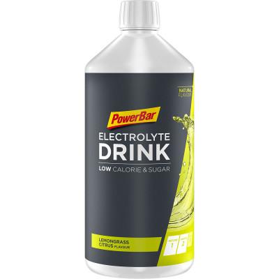 PowerBar Elektrolyt. sirup citrónová tráva/citrus