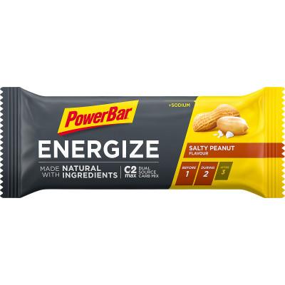 PowerBar Energize energetická tyčinka 55g slané arašidy