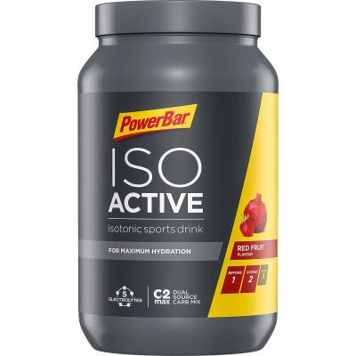 IsoActive PowerBar - izotonický športový nápoj 1320 g červené ovocie