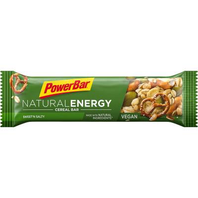PowerBar Natural Energy Cereal tyčinka sladko-slaná