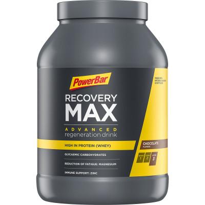 Recovery MAX PowerBar regeneračný nápoj 1144 g čokoláda