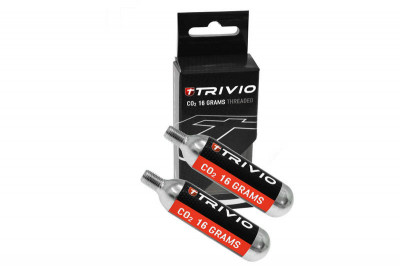 Sada CO2 bombičiek Trivio 16 gramov