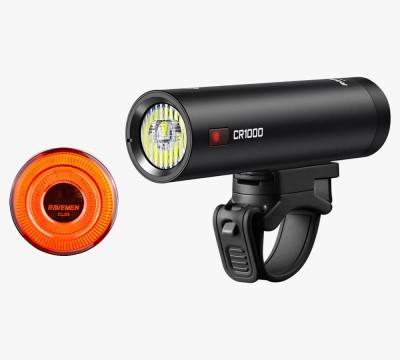 Set svetiel predné CR1000 + zadné CL05