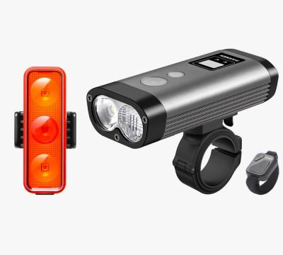 Set světel přední PR1600 + zadní TR300