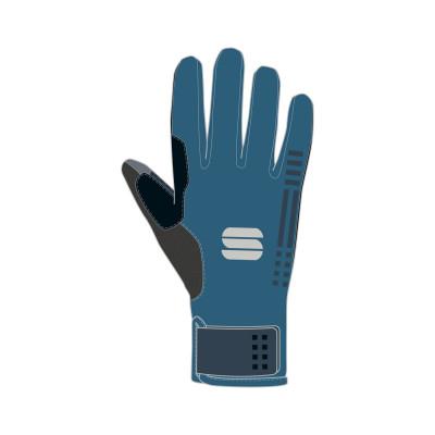 Sportful SOTTOZERO rukavice modré