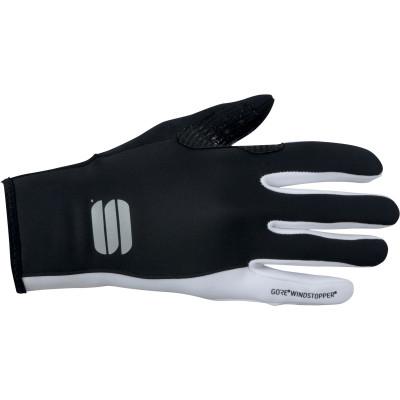 Zimné rukavice dámske Sportful Stella Windstopper XC čierne/biele