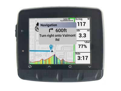 STAGES Dash L50 GPS cyklopočítač